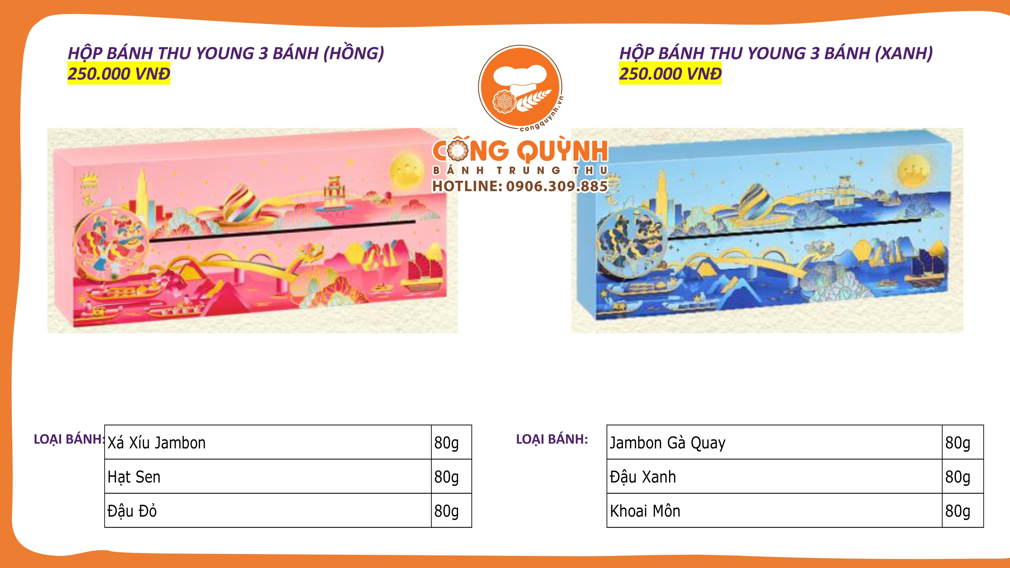 Kinh Do Thuong hieu banh trung thu hang dau Viet Nam 2